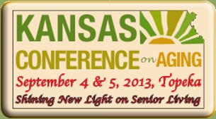 Kansas Conference on Aging - Logo